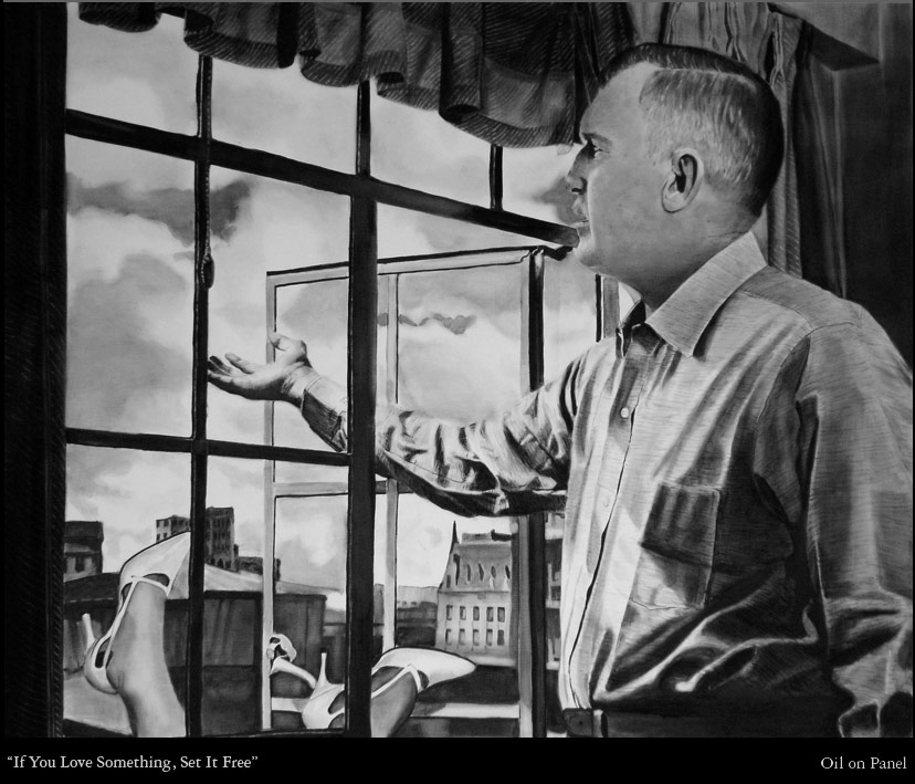 David Lyle. Dibujo Hiperrealista