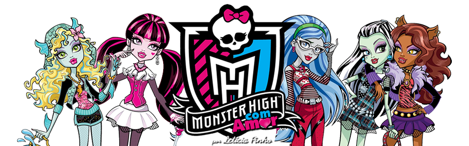 Monster High com Amor