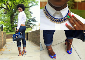 OOTD: The Statement Shoe