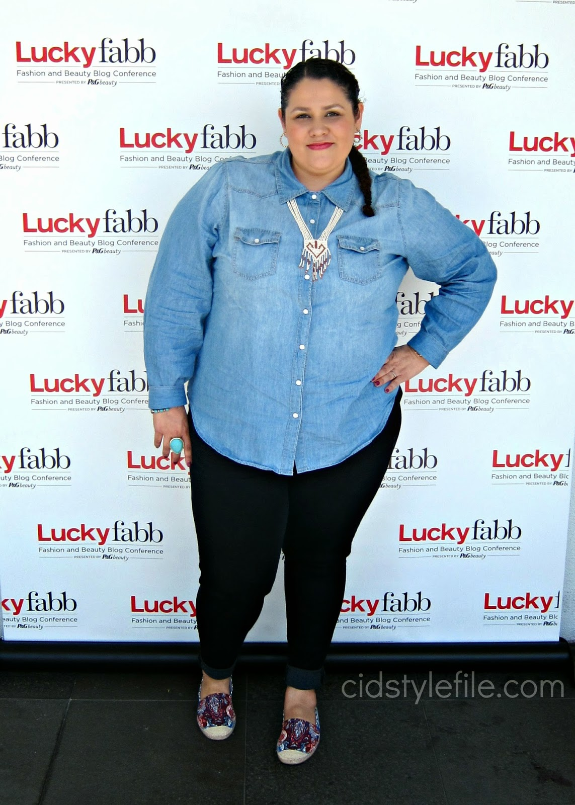 #ootd, #luckyfabb, got it at ross, paulina rubio collection, just fab, nine west, levis jeggings, latina blogger, plus size fashion