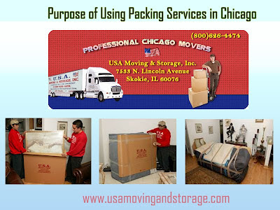 Purpose of Using Packing Services