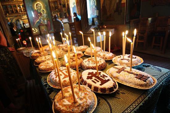 Αποτέλεσμα εικόνας για προσευχη υπερ κεκοιμημενων