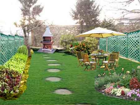Que significa soñar con jardin