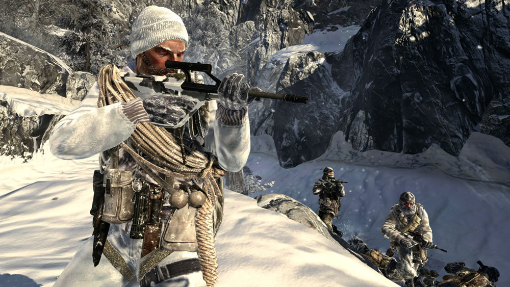 Call of Duty: Black Ops Game Wallpapers