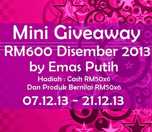 Mini GA RM600 Disember 2013 by Emas Putih