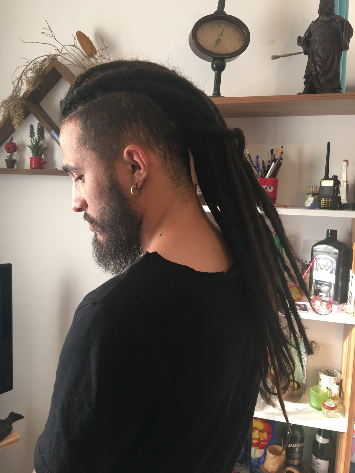 Vikings Dreadlock