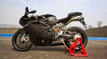 motor gede MV Agusta superbike