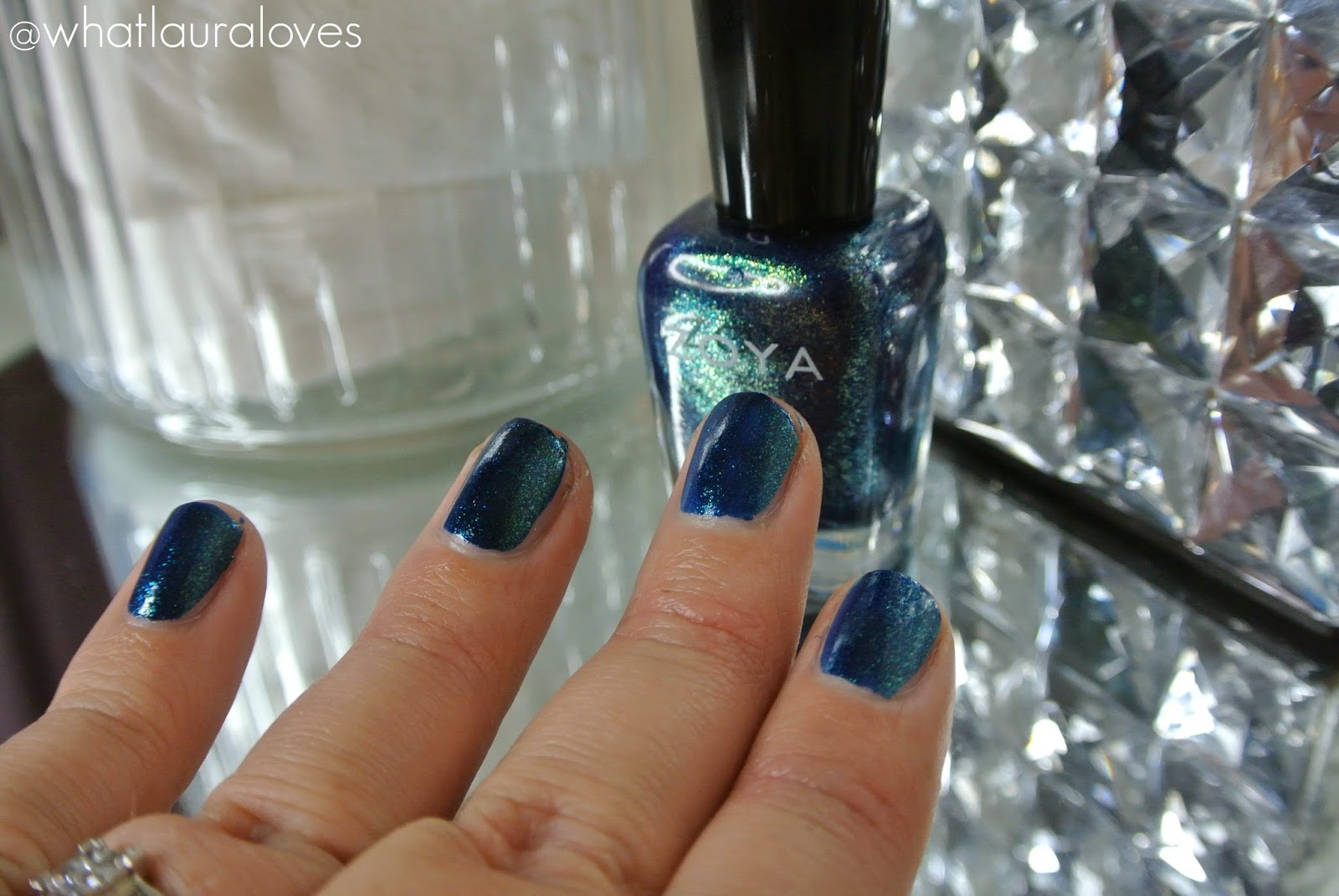 Zoya Nail Polish in Remy with Swatches