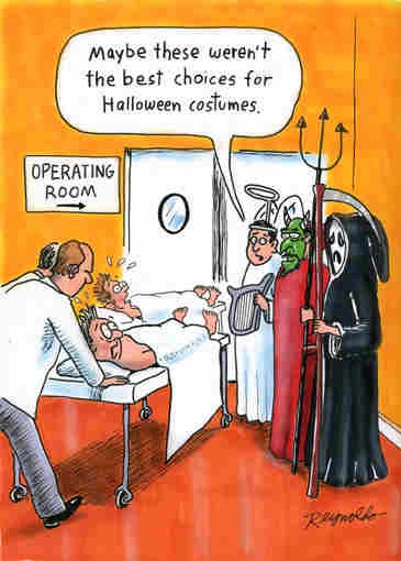 Halloween Costumes 2017: Funny Halloween Pictures 2017 Funny Adults Cartoon Image