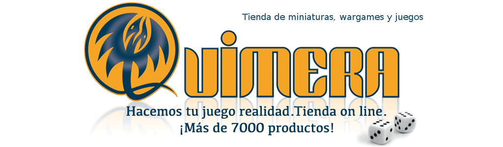 QUIMERA MINIATURAS