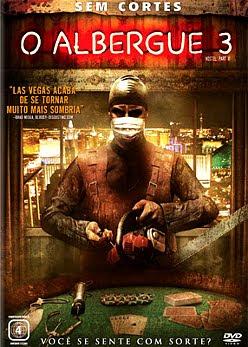 Filme Poster O Albergue 3 DVDRip XviD Dual Audio & RMVB Dublado