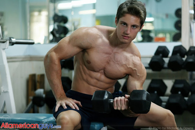 Picture About Male Fitness Model Ryan Nelson