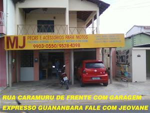 MJ PEÇAS    & ACESSORIOS PARA MOTOS