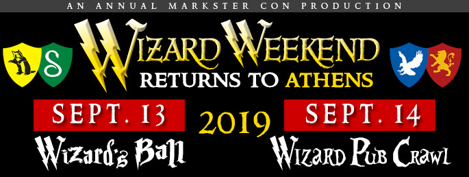 Athens WIZARD WEEKEND