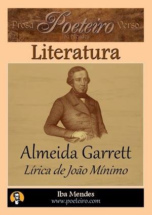 Lírica de João Mínimo, de Almeida Garrett pdf gratis