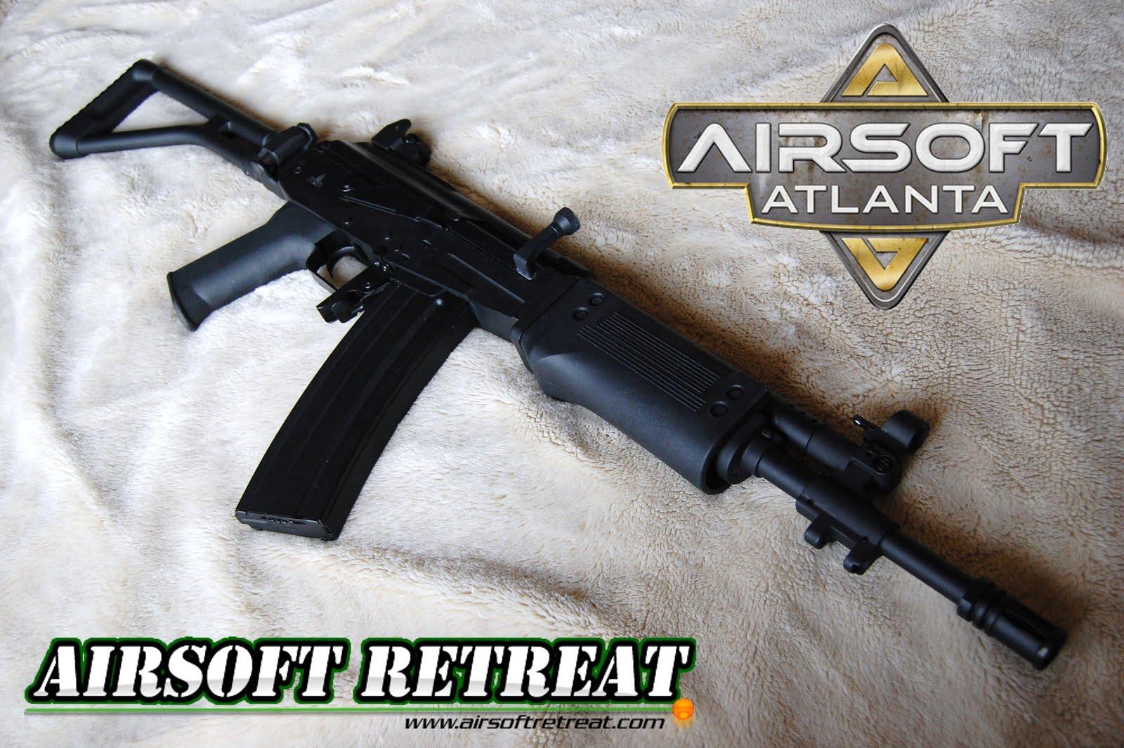 Cybergun/CYMA Galil SAR AEG | Booligan\'s Airsoft Reviews