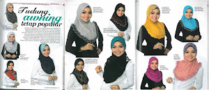 Aina Fashionlista in Media ~ NUR March 2012