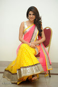 Shraddha das photos in Saree at Rey audio launch-thumbnail-17