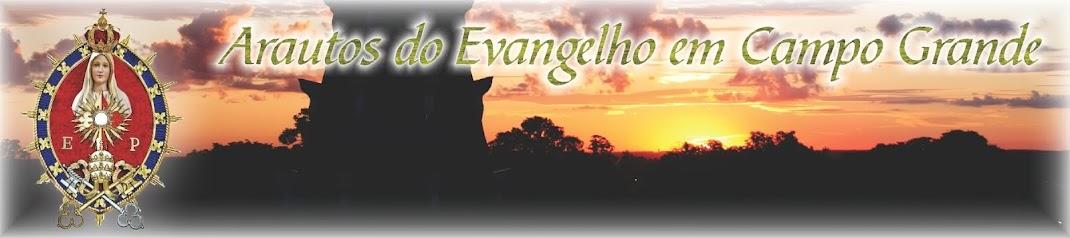 Arautos do Evangelho em Campo Grande