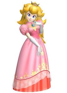 Comentario sobre la Princesa Peach este blog: