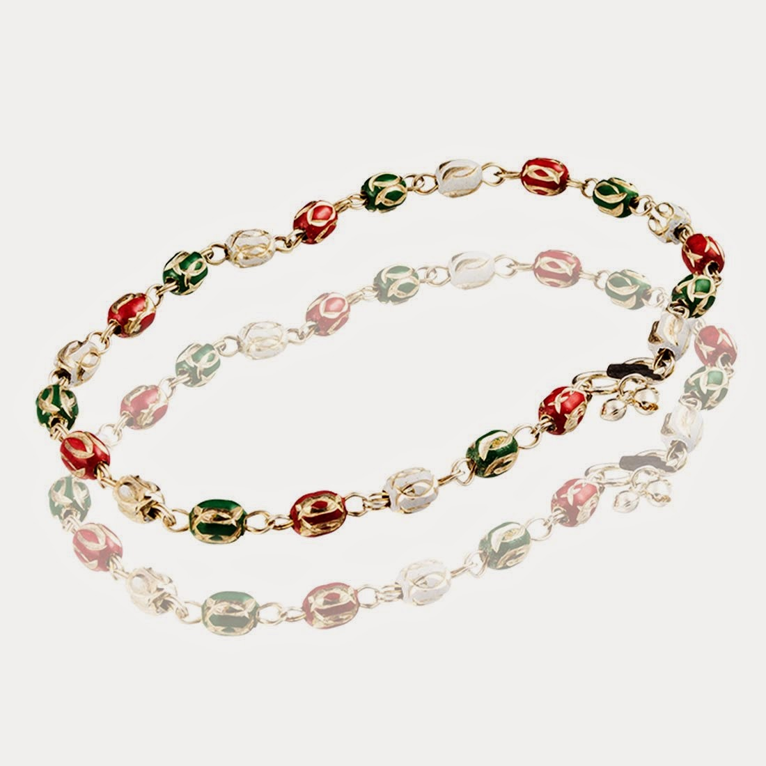 boondi buy for anklets jewellery copy hand of products crafted pure the anklet silver women ko feb online janya