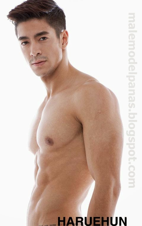 Sam Ajdani Mr World Philippines 2015 Shirtless Photo