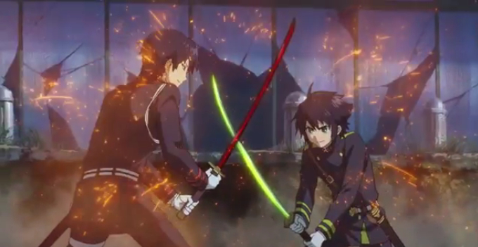 Owari no Seraph: Nagoya Kessen-hen Episode 4 Subtitle Indonesia