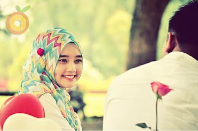 Agar Istri Terpikat Untaikanlah Kalimat Manis, Lembut Dan Mesra