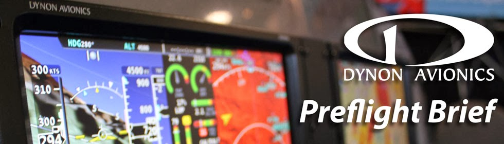 Dynon Preflight Brief