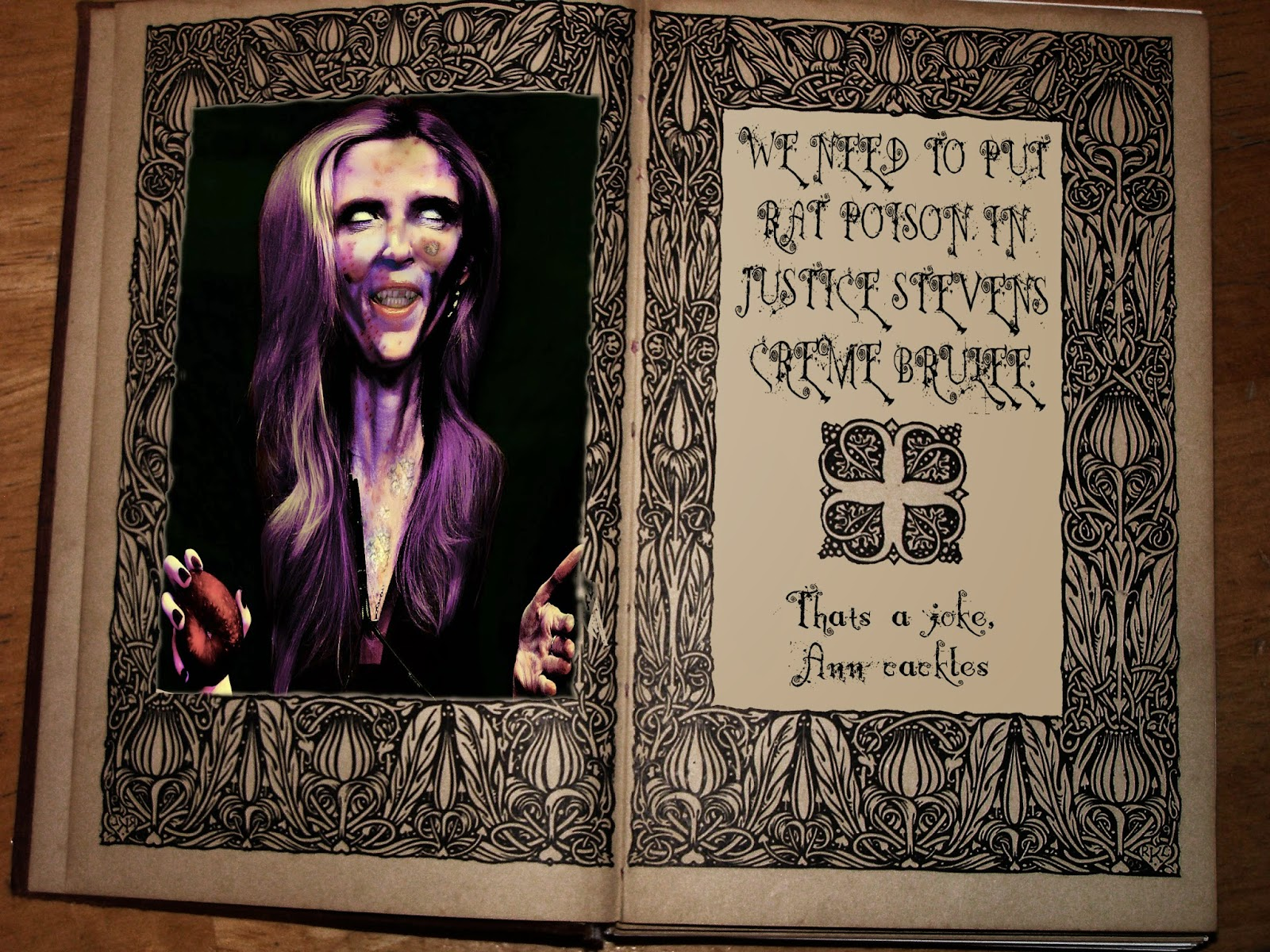 Ann Coulter Legs Ann coulter will scare the