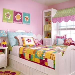 Little girls bedroom little girls bedroom ideas for Dormitorio 3x3