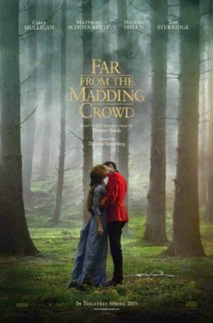Far from the Madding Crowd: Theatrical Poster