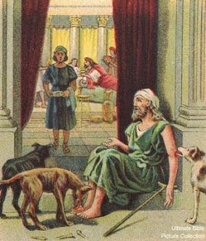 วันพฤหัสบดี สัปดาห์ที่ 2 เทศกาลมหาพรต: เศรษฐีกับลาซารัส