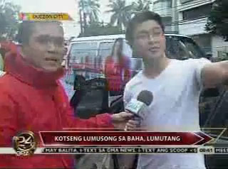 Christopher Lao and the Reporter Who Couldn't Keep the Sarcasm In