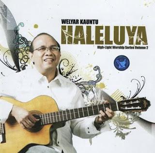 Lirik Lagu Rohani Bersama Malaikat Di Surga – Welyar Kauntu