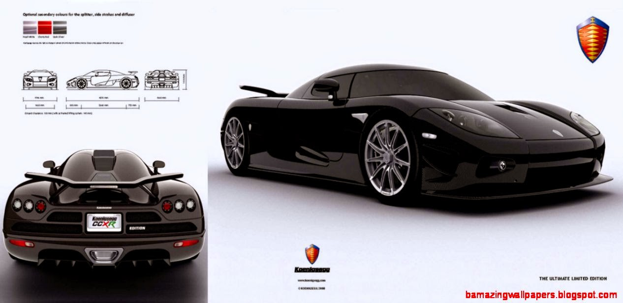 Koenigsegg Ccxr Special Edition Amazing Wallpapers