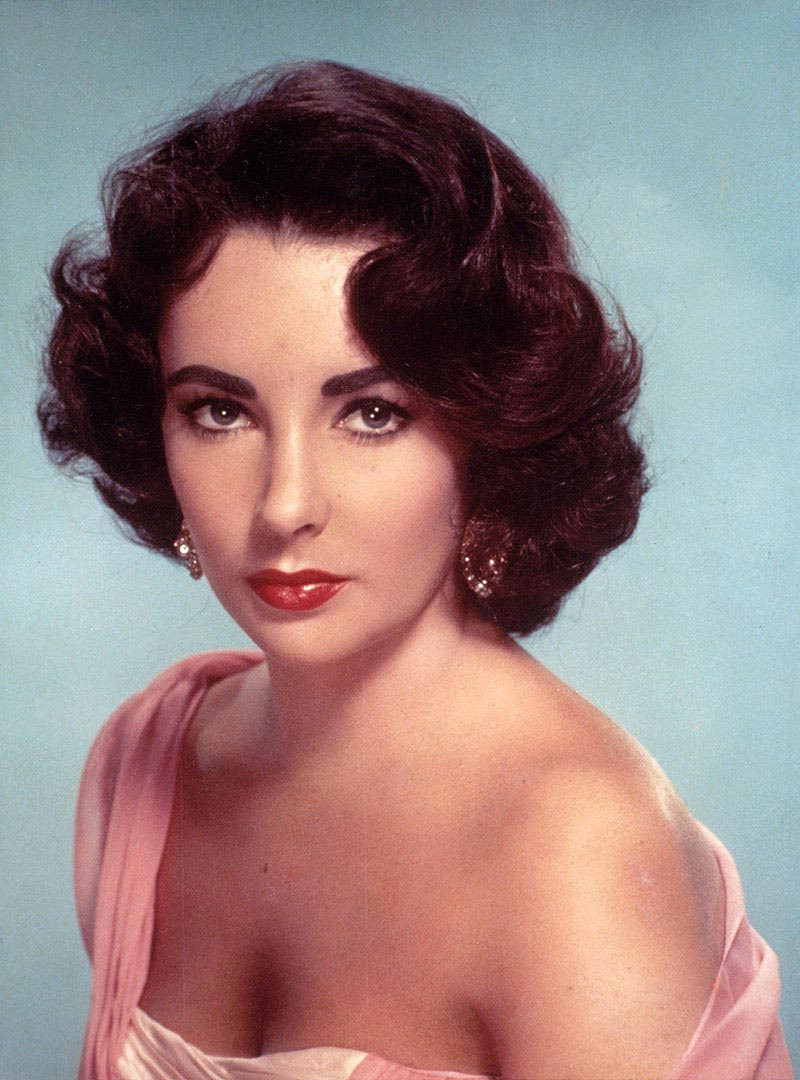 photos of elizabeth taylor