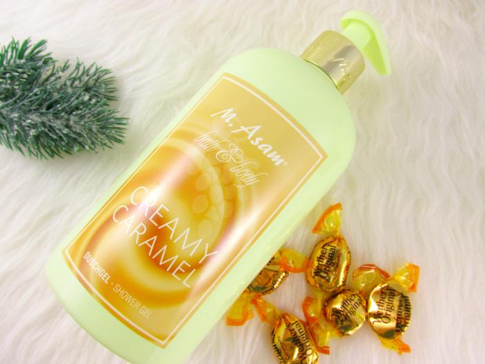 M. Asam - Creamy Caramel Geschenk Set - Duschgel Inhaltsstoffe