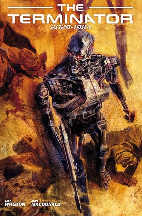 """Cómic: reseña de """"The Terminator 2029-1984"""" de [Aleta Ediciones]."""