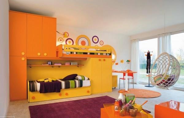 3170 صور اثاث غرف نوم اطفال و شباب مودرن   صور ديكورات و حوائط غرف نوم حديثة