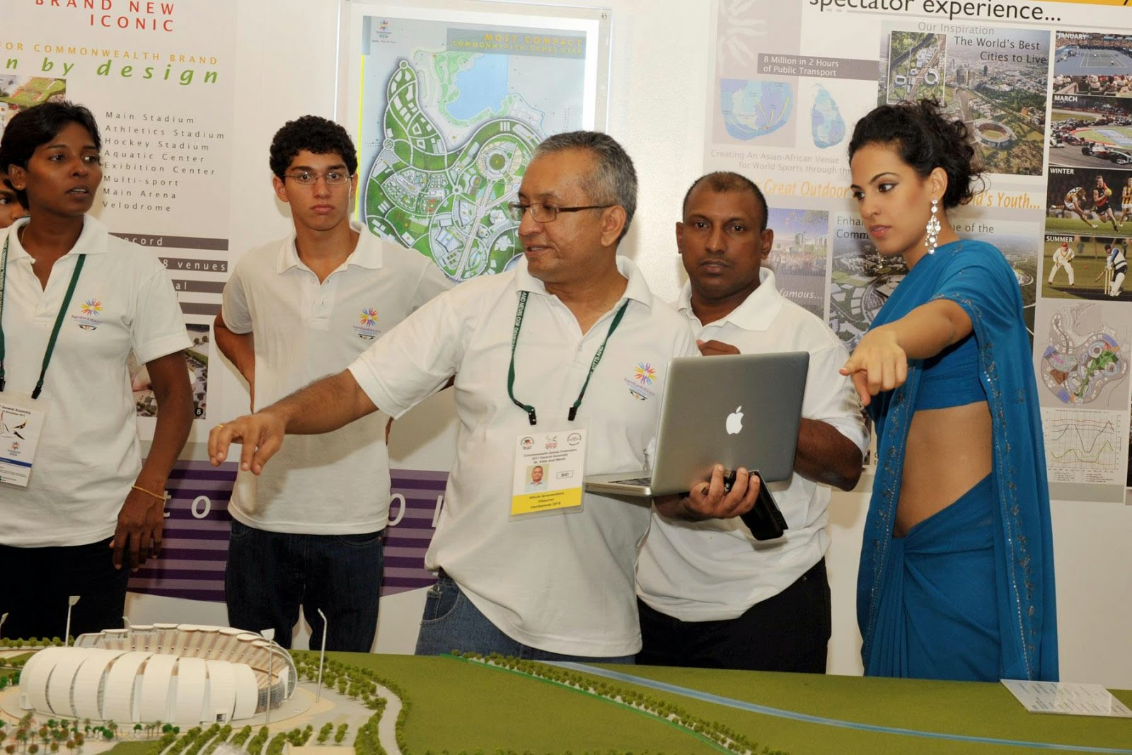 at HAMBANTOTA 2018 - XXI COMMONWEALTH GAMES BID - CANDIDATE CITY