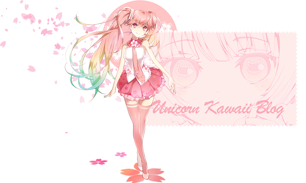 Unicorn Kawaii Blog