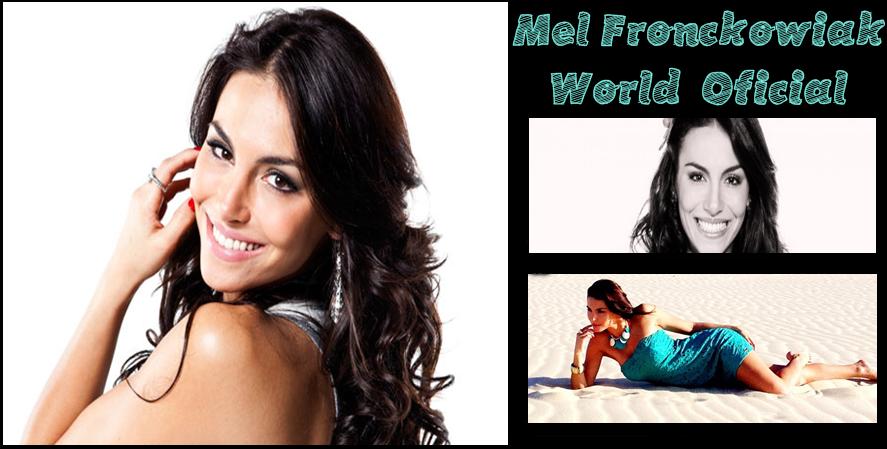 Mel Fronckowiak World - Oficial