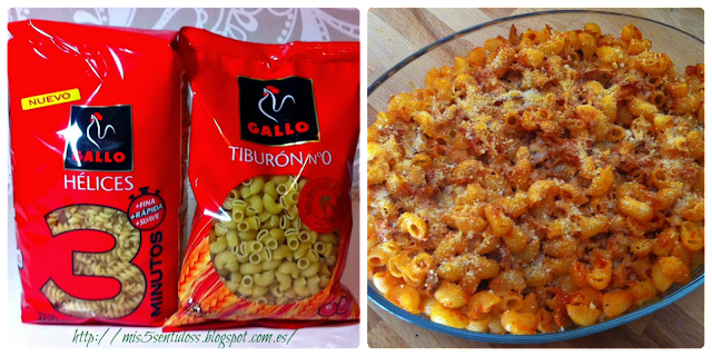 Degustabox Pastas Gallo