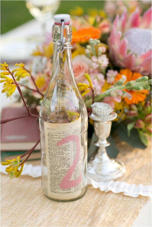 A Drool Worthy Vintage-Chic Styled Wedding via Fab You Bliss