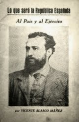 Lo que será la República española (Vicente Blasco Ibáñez)