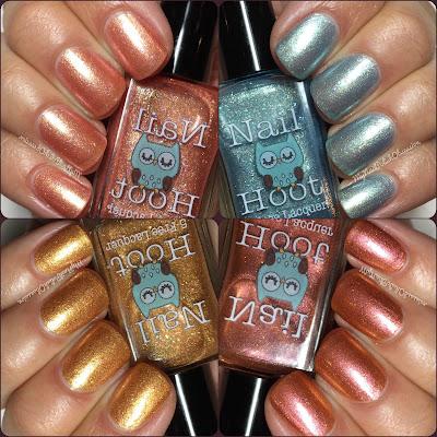 Nail Hoot Seasons Collection