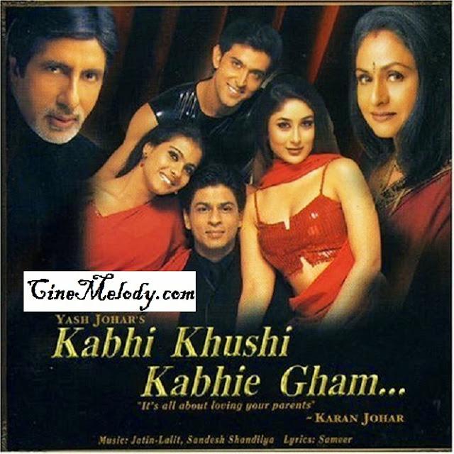 Kabhi Khushi Kabhie Gham 2001 - Telugu MP3 Songs Download ...