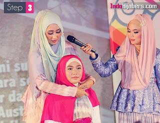 Cara Memakai Hijab Scarf Style ala Dian Pelangi