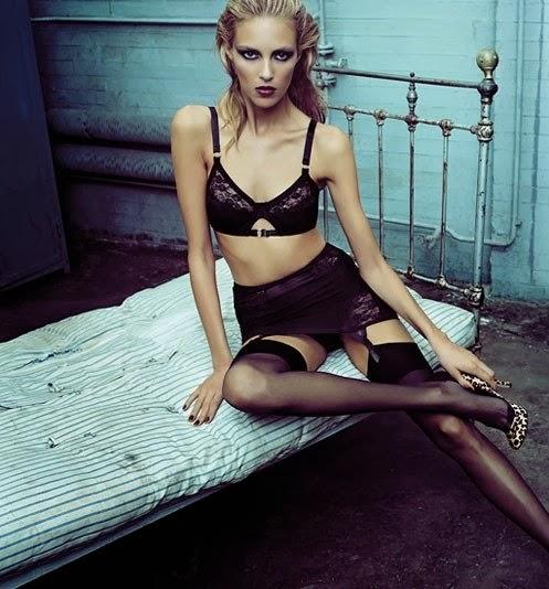 Anja Rubik Hot